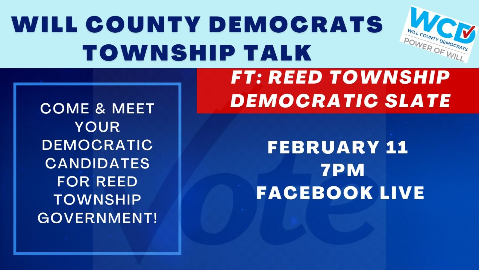 Township Talk: Reed Township