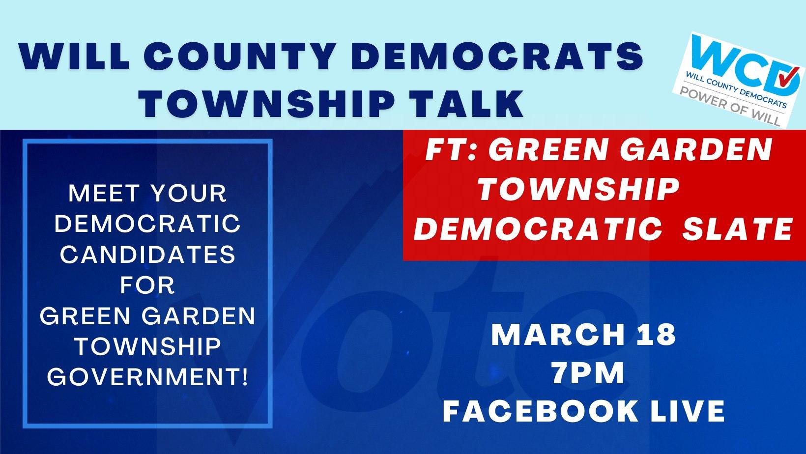 Township Talk: Green Garden