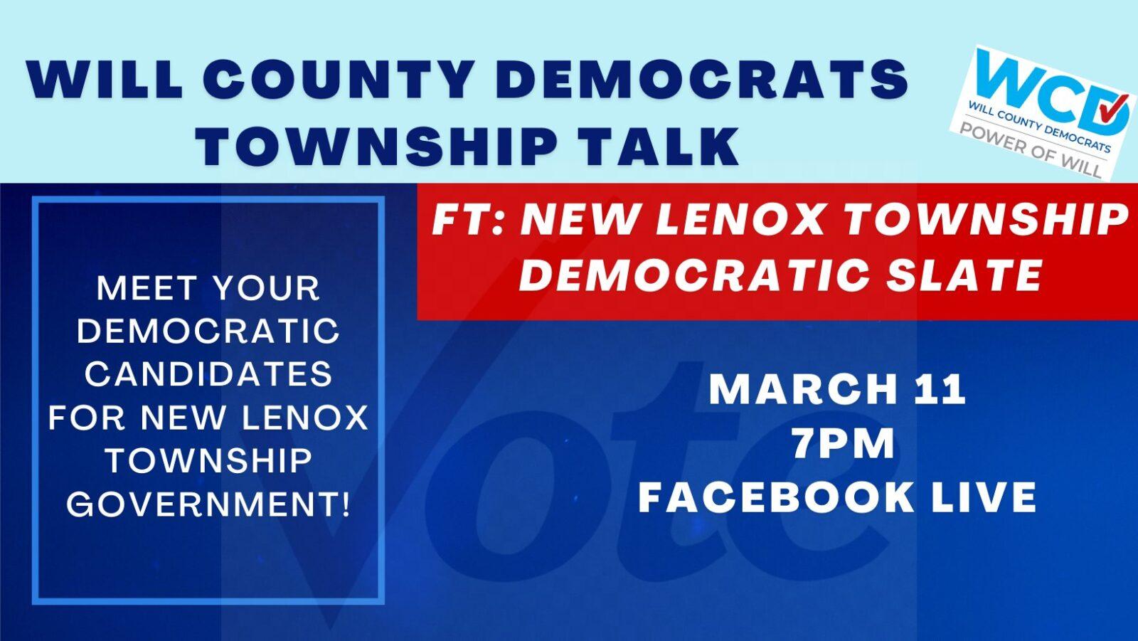 Township Talk: New Lenox